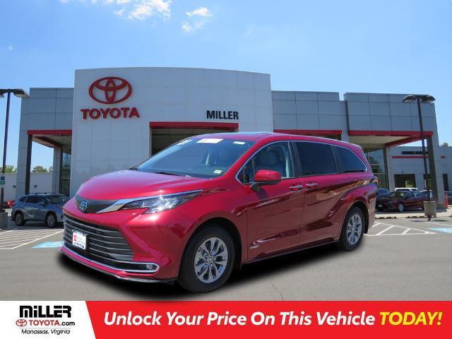 2021 Toyota Sienna for sale near Manassas, VA