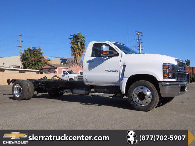 2020 Chevrolet Silverado Md Work Truck [9]