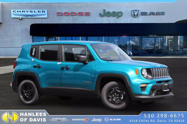 2021 Jeep Renegade Sport for sale in Davis, CA