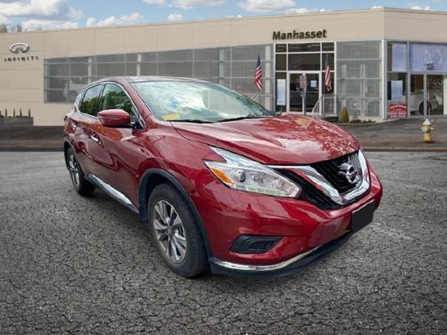 2017 Nissan Murano SV [1]
