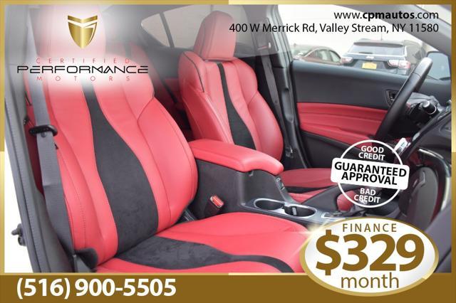 2020 Acura ILX w/Premium/A-Spec Pkg for sale in Valley Stream, NY