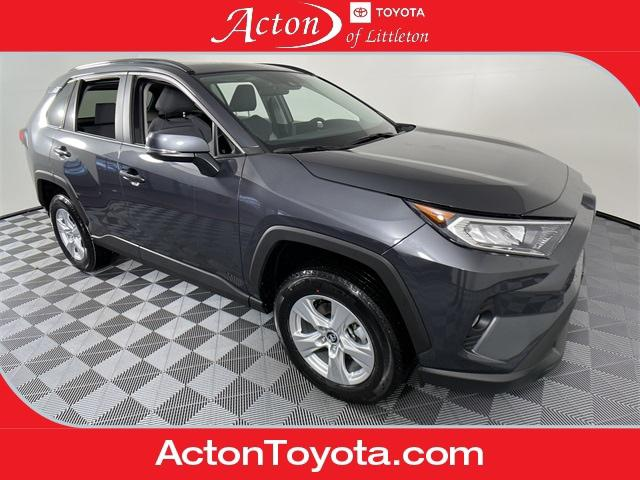 2021 Toyota Rav4 XLE for sale in Acton, MA