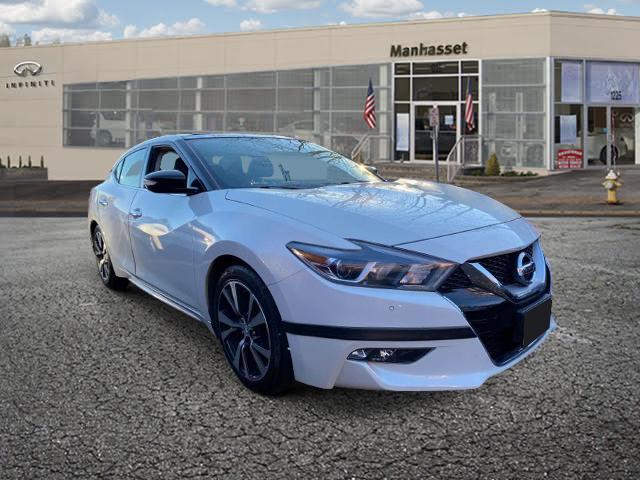 2017 Nissan Maxima SL [8]