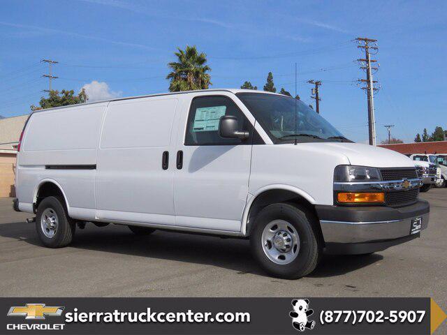 2021 Chevrolet Express Cargo Van RWD 3500 155″ [3]