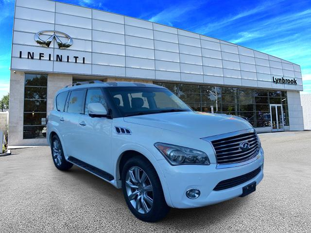 2012 INFINITI QX56 8-passenger [6]