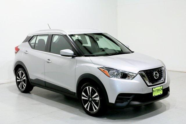 2019 Nissan Kicks SV [17]
