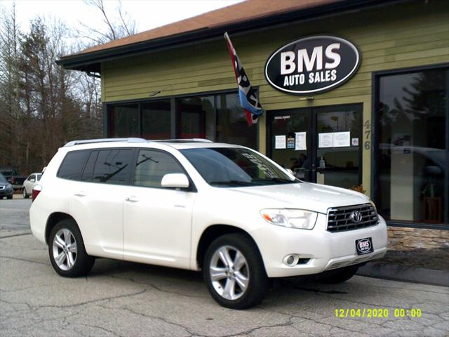 2008 Toyota Highlander Limited for sale in Brooklyn, CT