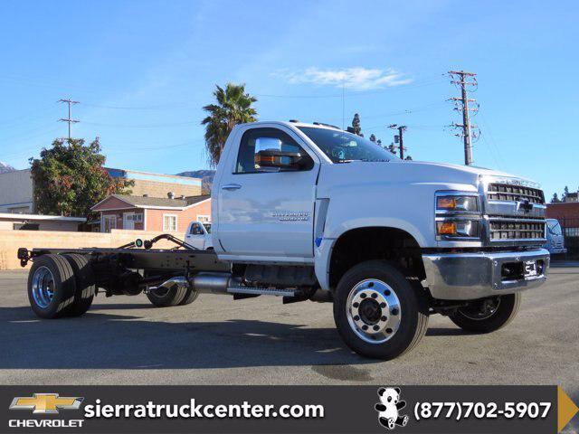 2020 Chevrolet Silverado Md Work Truck [4]