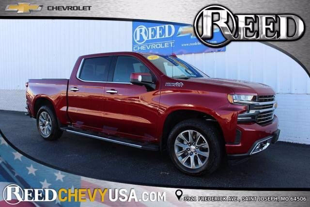 2019 Chevrolet Silverado 1500 High Country for sale in Saint Joseph, MO