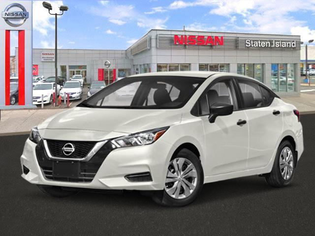 2021 Nissan Versa S [0]
