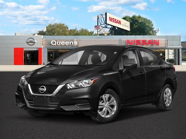2021 Nissan Versa S [1]