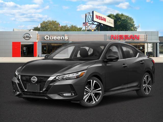 2021 Nissan Sentra SR [1]