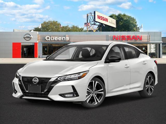 2021 Nissan Sentra SR [2]