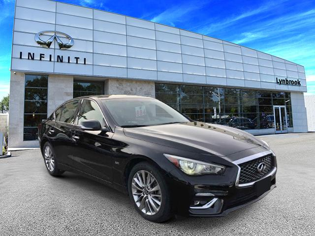 2018 INFINITI Q50 3.0t LUXE AWD LUXE - ESSENTIAL [11]