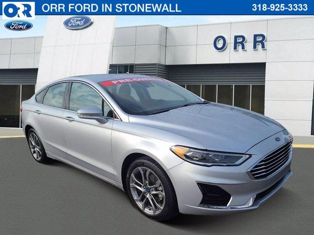 2019 Ford Fusion SEL [2]