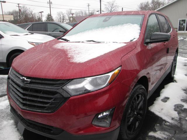 2021 Chevrolet Equinox LT for sale in Colon, MI