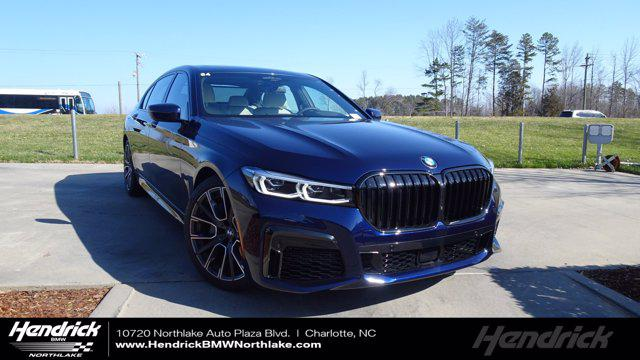 2021 BMW 7 Series 740i for sale in Charlotte, NC