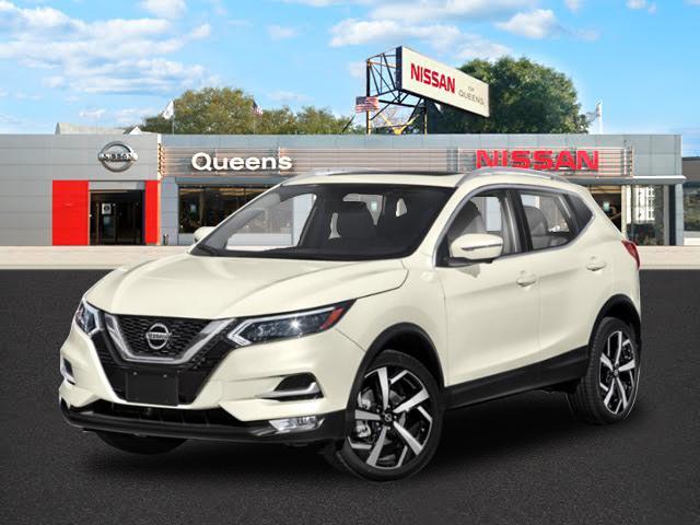 2020 Nissan Rogue Sport SL [1]