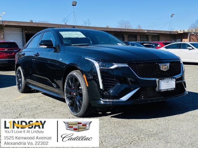 2021 Cadillac CT4 Sport for sale near Alexandria, VA