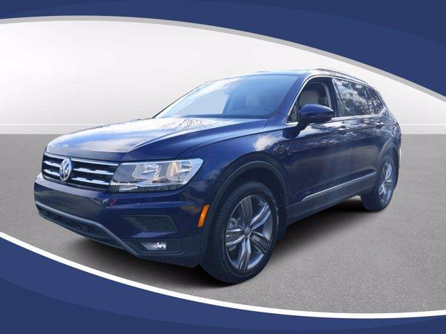 2021 Volkswagen Tiguan SEL for sale in Cary, NC