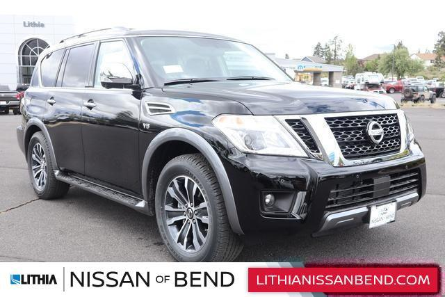 2020 Nissan Armada SL for sale in Bend, OR
