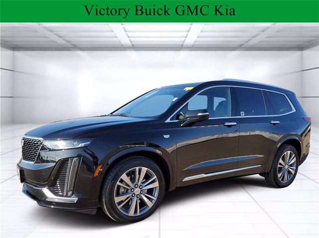 2020 Cadillac Xt6 FWD Premium Luxury [4]
