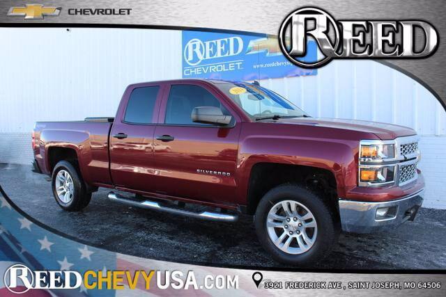 2014 Chevrolet Silverado 1500 LT for sale in Saint Joseph, MO
