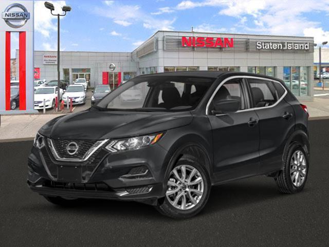 2020 Nissan Rogue Sport S [2]