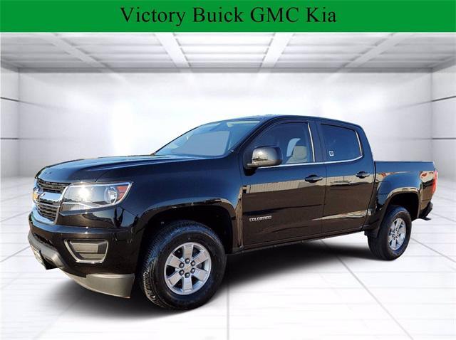2020 Chevrolet Colorado 2WD Work Truck [5]