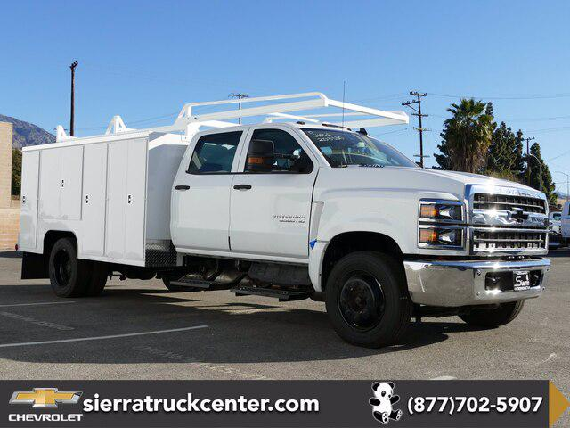 2020 Chevrolet Silverado Md Work Truck [11]