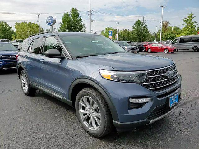 2021 Ford Explorer XLT for sale in Gurnee, IL