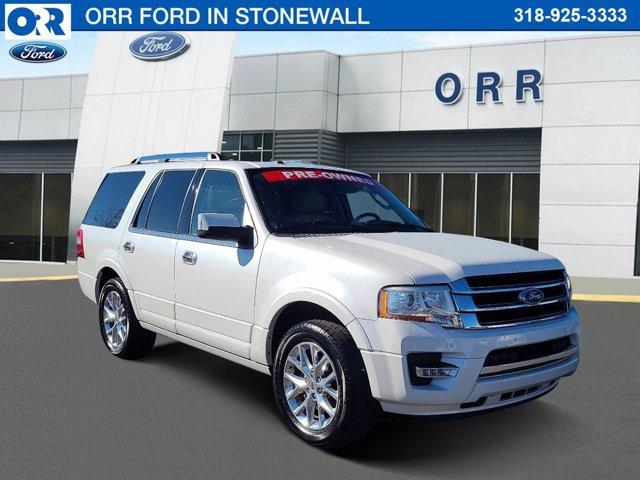 2016 Ford Expedition Limited [6]