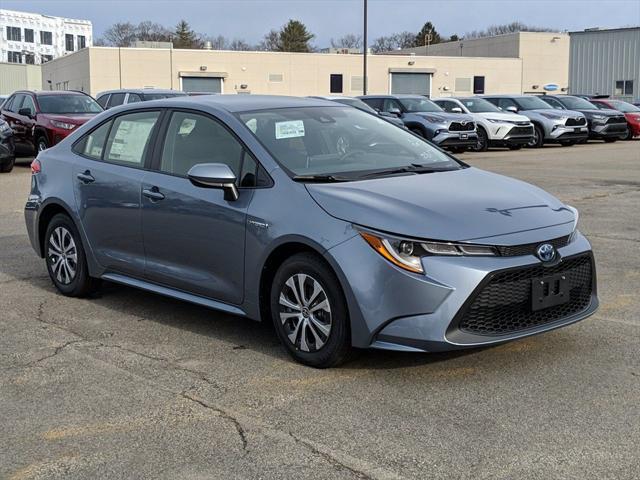 2021 Toyota Corolla Hybrid LE for sale in Boston, MA