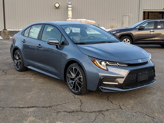 2021 Toyota Corolla SE for sale in Boston, MA