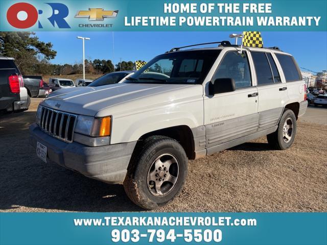 1998 Jeep Grand Cherokee Laredo [1]