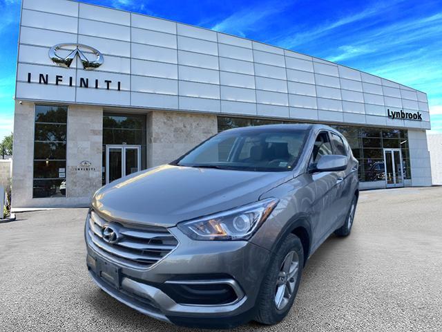 2018 Hyundai Santa Fe Sport 2.4L [3]