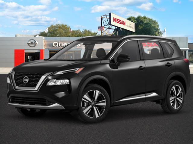 2021 Nissan Rogue SV [9]
