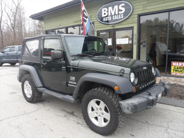 2012 Jeep Wrangler Sport for sale in Brooklyn, CT