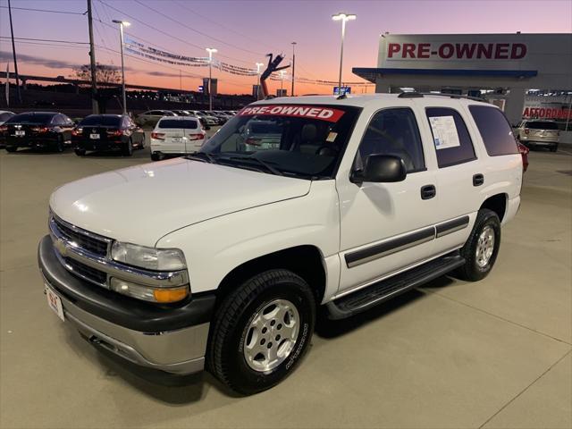 2005 Chevrolet Tahoe LS [0]
