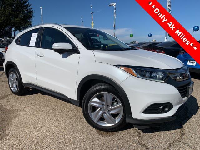 2020 Honda Hr-V EX [8]