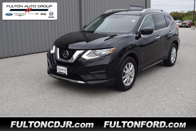 2017 Nissan Rogue SV for sale in Fulton, MO