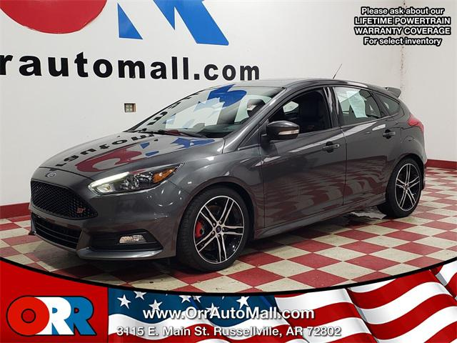 2017 Ford Focus ST [17]