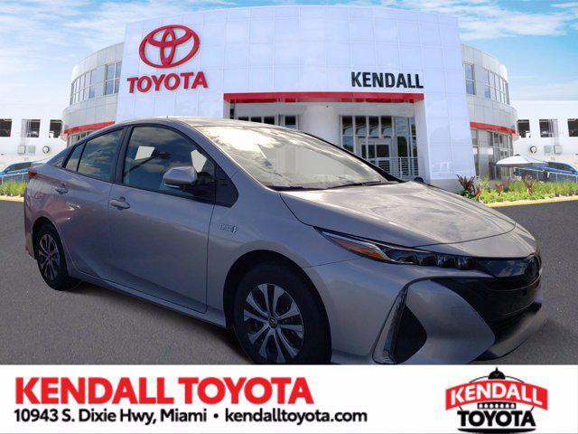 2021 Toyota Prius Prime XLE for sale in Miami, FL