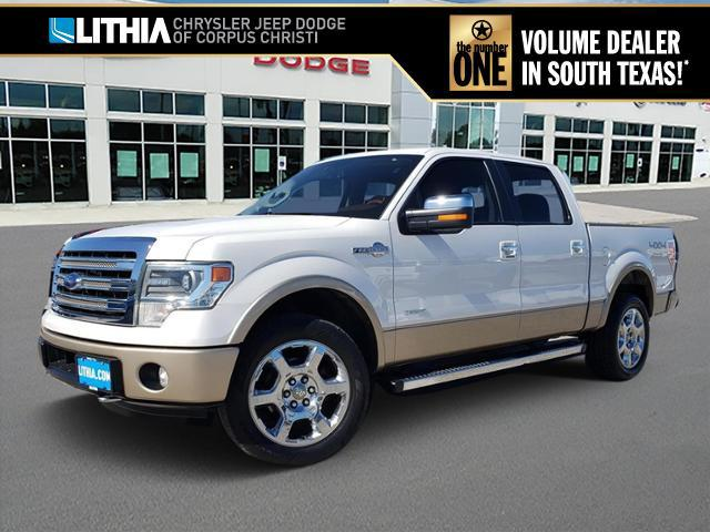 2014 Ford F-150 4WD SuperCrew 145 King Ranch for sale in Corpus Christi, TX