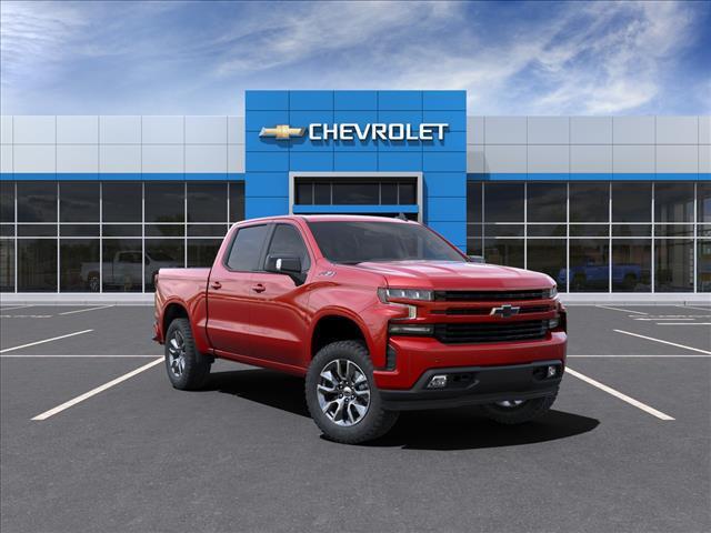 2021 Chevrolet Silverado 1500 RST for sale in Imlay City, MI