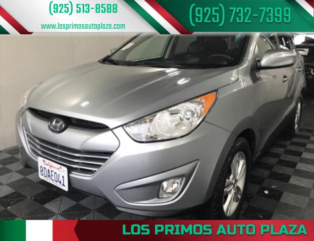 2013 Hyundai Tucson GLS for sale in Brentwood, CA
