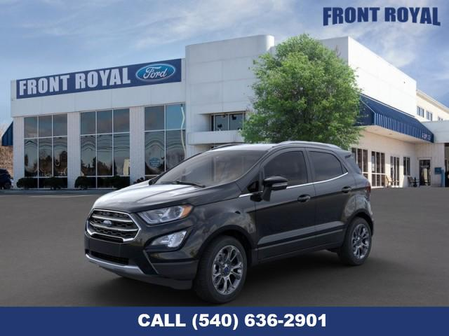 2021 Ford EcoSport Titanium for sale in Front Royal, VA