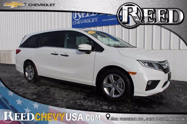 2020 Honda Odyssey EX-L for sale in Saint Joseph, MO