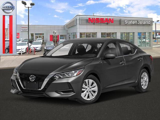2021 Nissan Sentra S [1]