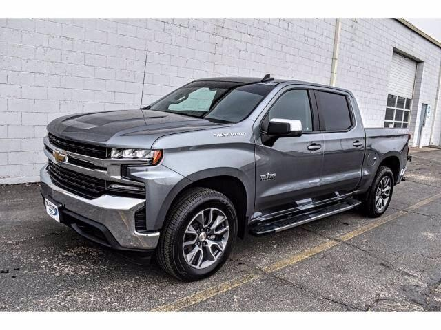 2019 Chevrolet Silverado 1500 LT for sale in Amarillo, TX